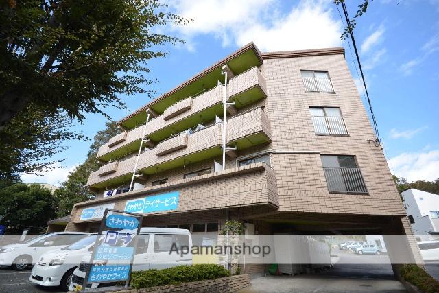 東京都国分寺市、西国分寺駅徒歩8分の築27年 4階建の賃貸マンション