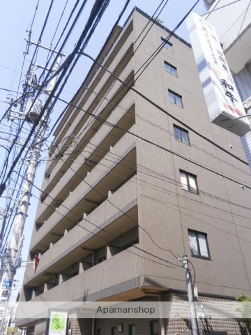 東京都西東京市、保谷駅徒歩33分の築9年 8階建の賃貸マンション