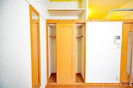 レオパレスFLEURIR[1K/22.35m2]のキッチン