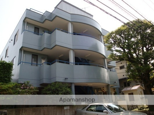 東京都国分寺市、西国立駅徒歩28分の築26年 3階建の賃貸マンション