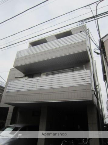 東京都府中市、府中本町駅徒歩23分の築20年 3階建の賃貸マンション
