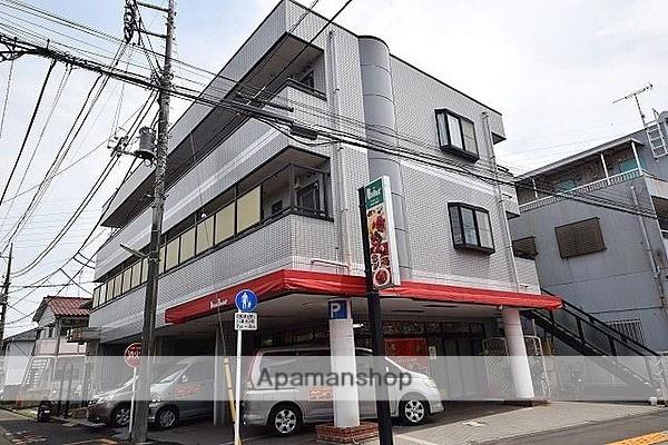 東京都府中市、武蔵小金井駅徒歩28分の築23年 3階建の賃貸マンション
