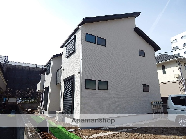 東京都国分寺市、谷保駅徒歩28分の新築 2階建の賃貸アパート