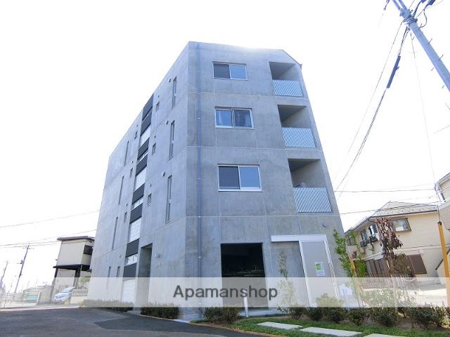 東京都国分寺市、西国分寺駅徒歩18分の新築 4階建の賃貸マンション