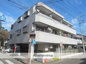 東京都府中市、白糸台駅徒歩2分の築27年 3階建の賃貸マンション