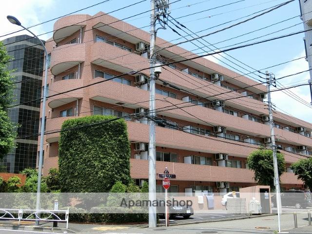 東京都府中市、西府駅徒歩14分の築16年 5階建の賃貸マンション