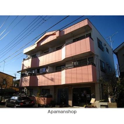 東京都国分寺市、西国分寺駅徒歩14分の築33年 3階建の賃貸マンション