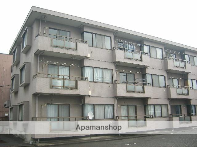 東京都国分寺市、西国分寺駅徒歩18分の築27年 3階建の賃貸マンション