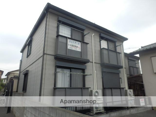 東京都東大和市、東大和市駅徒歩16分の築14年 2階建の賃貸アパート