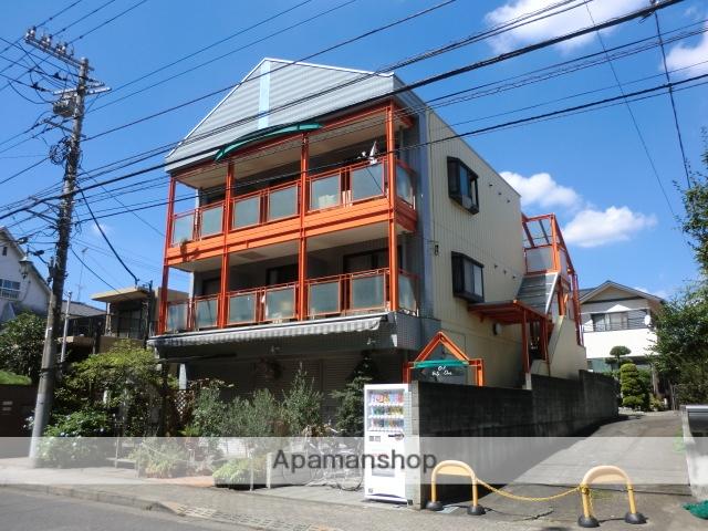 東京都国立市、谷保駅徒歩17分の築19年 3階建の賃貸マンション