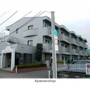 東京都国分寺市、西国分寺駅徒歩17分の築29年 3階建の賃貸マンション