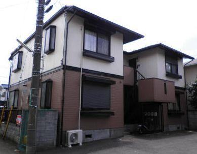 東京都国分寺市、国立駅徒歩19分の築24年 2階建の賃貸アパート