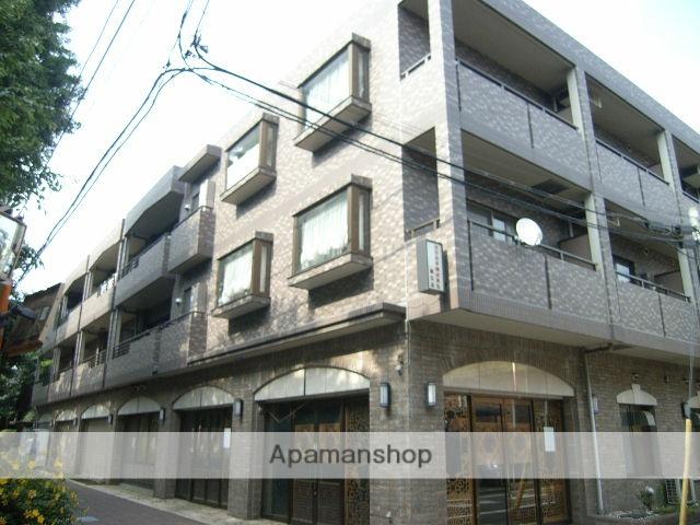 東京都国立市、谷保駅徒歩13分の築17年 3階建の賃貸マンション