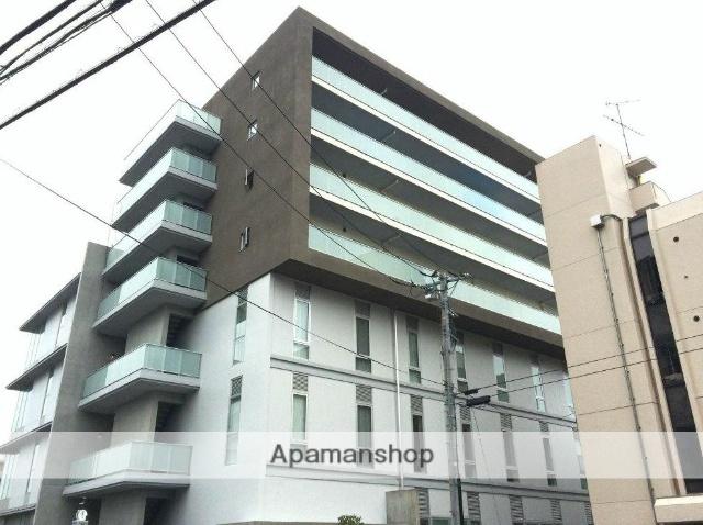 東京都府中市、府中本町駅徒歩19分の築2年 7階建の賃貸マンション