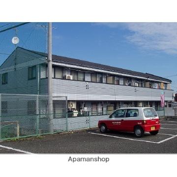 東京都東村山市、西武園駅徒歩12分の築18年 2階建の賃貸アパート