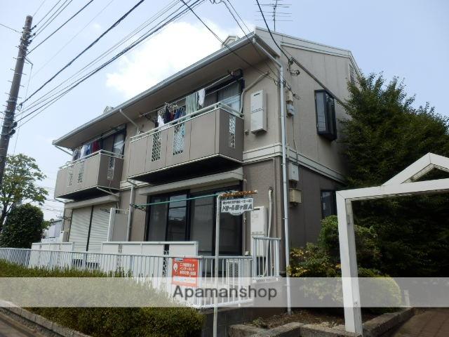 東京都国分寺市、西国分寺駅徒歩22分の築27年 2階建の賃貸アパート
