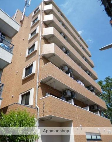 東京都府中市、北府中駅徒歩15分の築12年 7階建の賃貸マンション
