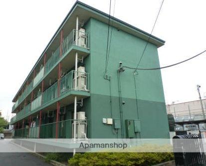 東京都府中市、府中本町駅徒歩18分の築43年 3階建の賃貸マンション