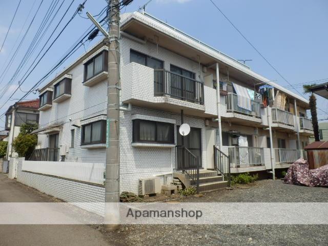 東京都国分寺市、西国分寺駅徒歩20分の築31年 2階建の賃貸マンション