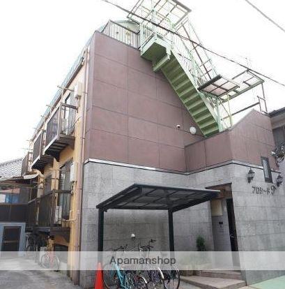 東京都府中市、谷保駅徒歩21分の築16年 3階建の賃貸マンション