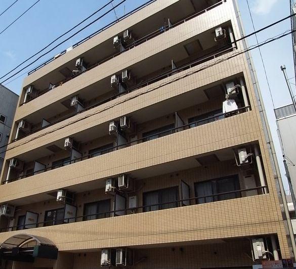 東京都豊島区、巣鴨駅徒歩11分の築26年 7階建の賃貸マンション