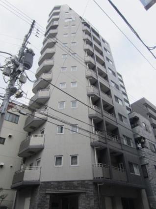 東京都台東区、秋葉原駅徒歩12分の築9年 13階建の賃貸マンション