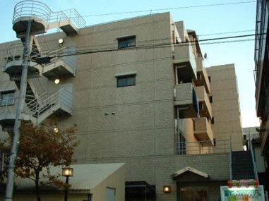 東京都北区、西巣鴨駅徒歩6分の築27年 6階建の賃貸マンション