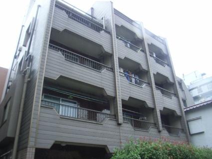 東京都北区、王子駅徒歩4分の築45年 5階建の賃貸マンション