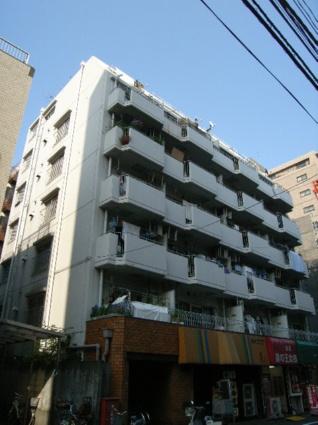 東京都台東区、三ノ輪駅徒歩10分の築34年 7階建の賃貸マンション