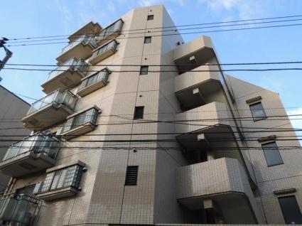東京都北区、田端駅徒歩7分の築26年 6階建の賃貸マンション