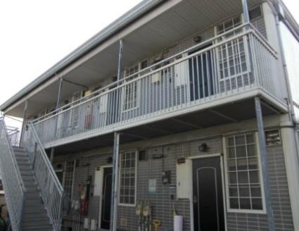 東京都練馬区、大泉学園駅徒歩14分の築25年 2階建の賃貸アパート