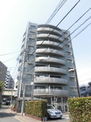 東京都練馬区、練馬高野台駅徒歩15分の築18年 9階建の賃貸マンション