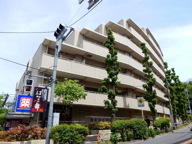 東京都板橋区、志村坂上駅徒歩10分の築10年 7階建の賃貸マンション