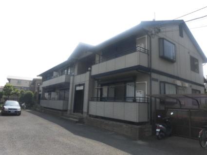 東京都練馬区、練馬高野台駅徒歩26分の築23年 2階建の賃貸アパート