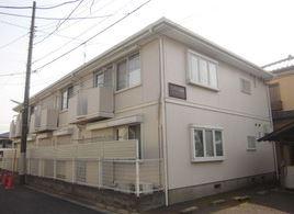 東京都練馬区、大泉学園駅徒歩13分の築23年 2階建の賃貸アパート