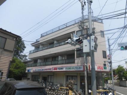 東京都練馬区、練馬高野台駅徒歩17分の築23年 3階建の賃貸マンション