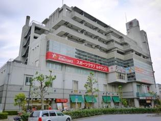 東京都練馬区、富士見台駅徒歩18分の築20年 8階建の賃貸マンション