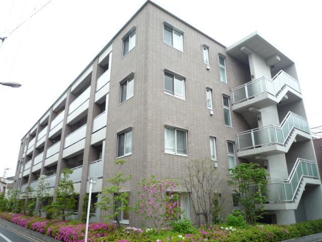 東京都荒川区、荒川遊園地前駅徒歩10分の築10年 4階建の賃貸マンション