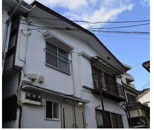 東京都北区、駒込駅徒歩19分の築46年 2階建の賃貸アパート