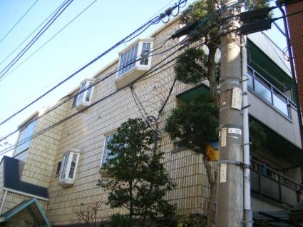 東京都北区、駒込駅徒歩6分の築29年 3階建の賃貸マンション