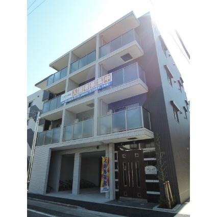東京都板橋区、浮間舟渡駅徒歩5分の築1年 4階建の賃貸マンション