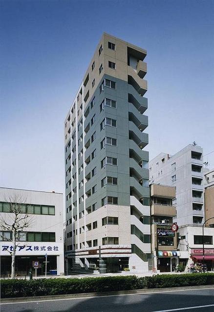 東京都台東区、浅草橋駅徒歩9分の築11年 12階建の賃貸マンション