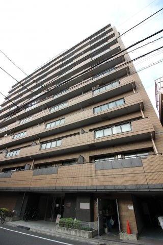 東京都文京区、田端駅徒歩10分の築18年 13階建の賃貸マンション