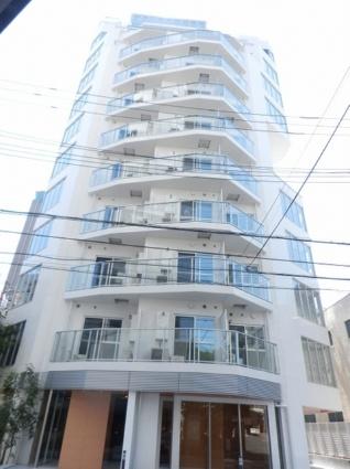 東京都北区、駒込駅徒歩7分の新築 12階建の賃貸マンション