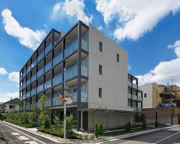 東京都文京区、巣鴨駅徒歩8分の築7年 5階建の賃貸マンション