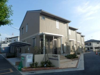東京都足立区、扇大橋駅徒歩10分の新築 2階建の賃貸アパート