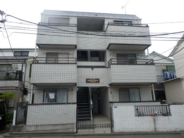 東京都北区、王子駅徒歩10分の築28年 3階建の賃貸マンション