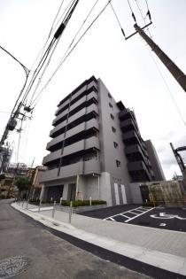 東京都北区、上中里駅徒歩7分の新築 7階建の賃貸マンション