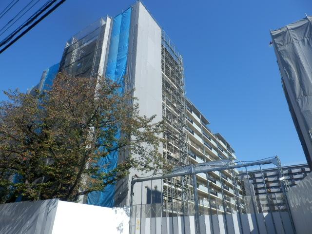 東京都北区、十条駅徒歩14分の新築 10階建の賃貸マンション
