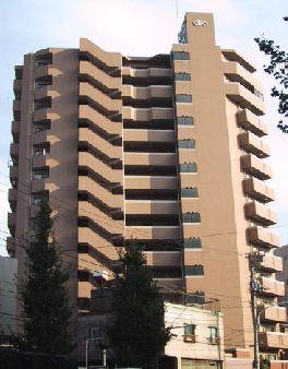 東京都北区、東十条駅徒歩12分の築18年 14階建の賃貸マンション